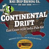 Cigar City / Knee Deep Continental Drift Beer