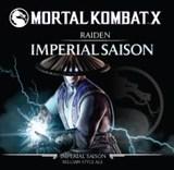 Mortal Kombat Raiden beer