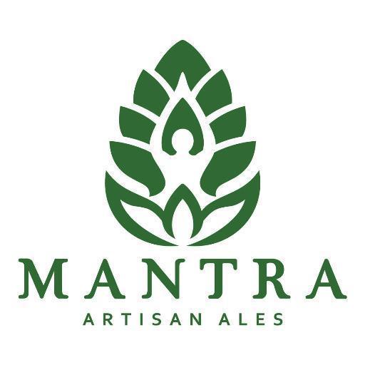 Mantra Big Juicy Dank IPA beer Label Full Size