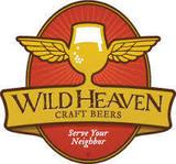 Wild Heaven Peach Gose beer