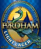 Fordham Light Lager beer