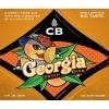 CB Craft Brewers Georgia Peach Beer beer