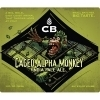 CB Craft Brewers Caged Alpha Monkey IPA beer