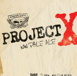 Cascade Lakes Project X NW Pale Ale beer