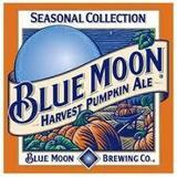 Blue Moon Pumpkin Ale Beer