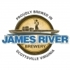 James River Fluvanna Fluss beer Label Full Size
