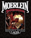 Moerlein Barbarossa Double Dark Lager beer