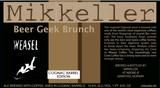 Mikkeller Beer Geek Brunch Weasel - Cognac Edition beer