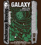 Anchorage Galaxy White IPA Beer