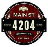 4204 Main Street Two Hop IPA beer