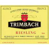 Trimbach Reisling wine