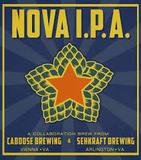 Caboose/Sehkraft NOVA IPA beer