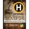 Hinterland Bourbon Barrel Stovepipe Stout beer