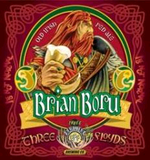 Three Floyds Brian Boru beer