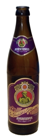 Schneider Aventinus 2000 beer Label Full Size