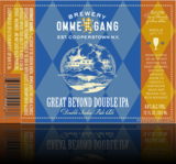 Ommegang Great Beyond DIPA Beer
