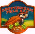 Free State Copperhead Pale Ale beer Label Full Size