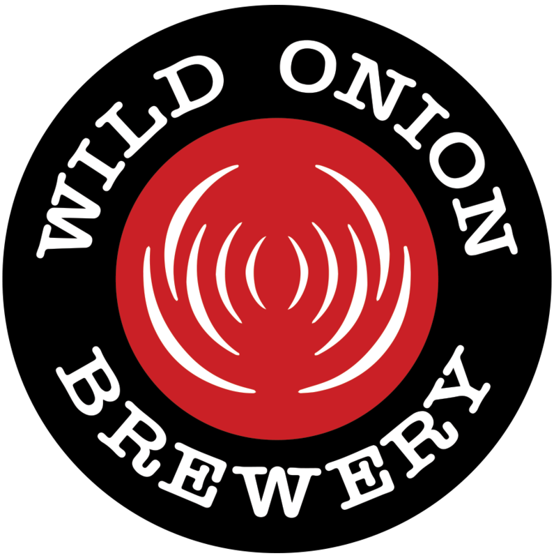Wild Onion Drago beer Label Full Size
