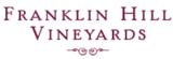 Franklin Hill Catawba wine