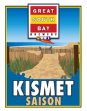 Great South Bay Kismet beer