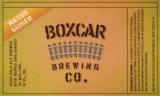 Boxcar Mango Ginger IPA beer