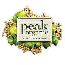Peak Organic Happy Hour beer Label Full Size