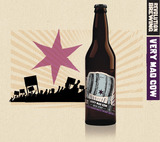 Revolution Very Mad Cow beer