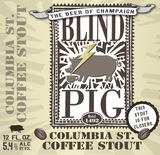 Blind Pig Columbia St. Coffee Stout Beer