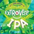 Left Hand Extrovert American IPA Beer