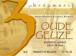 Drie Fonteinen Oude Gueuze Beer