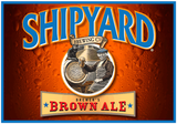 Shipyard Brewer's Brown Ale Beer