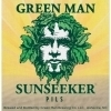 Green Man Sunseeker Pilsner beer