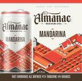 Almanac Mandarina Farmhouse Ale Beer