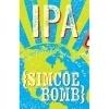 Sloop Simcoe Bomb beer
