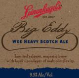 Leinenkugel's Big Eddy Wee Heavy beer