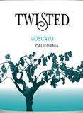 Twisted Moscato wine