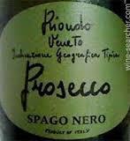 Riondo Prosecco Spago Nero wine