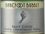 Barefoot Bubbly Brut Cuvee wine