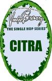 Voodoo Single Hop Series Pale Ale: Citra beer