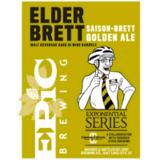 Epic Elder Brett: Saison-Brett Golden Ale beer