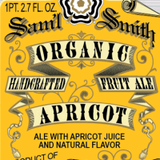 Samuel Smith Organic Apricot Ale beer