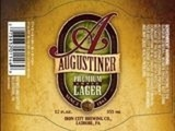 Iron City Augustiner Amber Lager beer