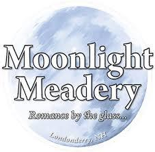 Moonlight Meadery Blood Moon Mead beer Label Full Size
