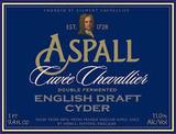 Aspall Cuvee Chevallier Cider beer