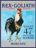 Rex-Goliath Moscato wine