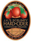 JK Scrumpy Organic Cider beer