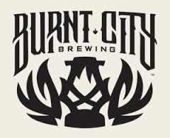 Burnt City Oktoberfest beer Label Full Size