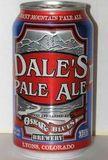 Oskar Blues Dale's Pale Ale Nitro beer