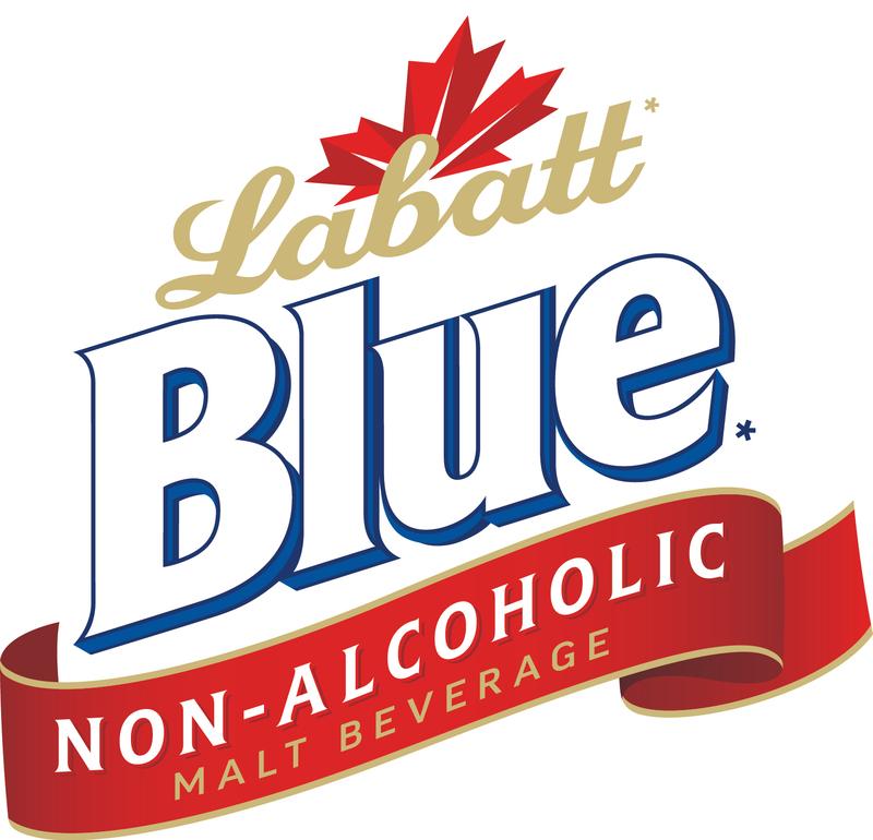 Labatt Blue NA beer Label Full Size