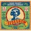 Door County Sideshow Belgian IPA beer